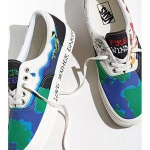 Vans Era Mother Earth Lace Up Shoes Sneakers
